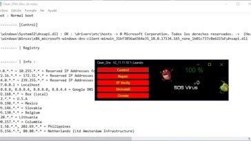 repara los DNS en tu ordenador