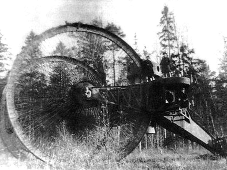 El Tanque del Zar