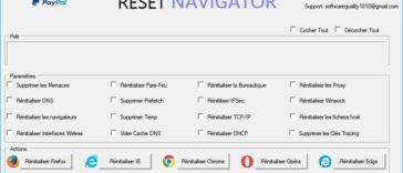 Cómo reiniciar a tus navegadores
