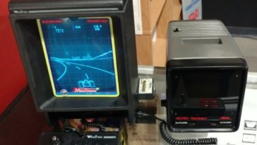 Mini Vectrex