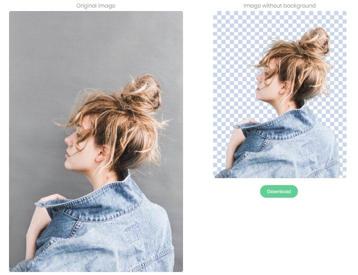 Cómo quitar el fondo de una imagen