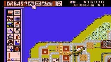 SimCity para NES