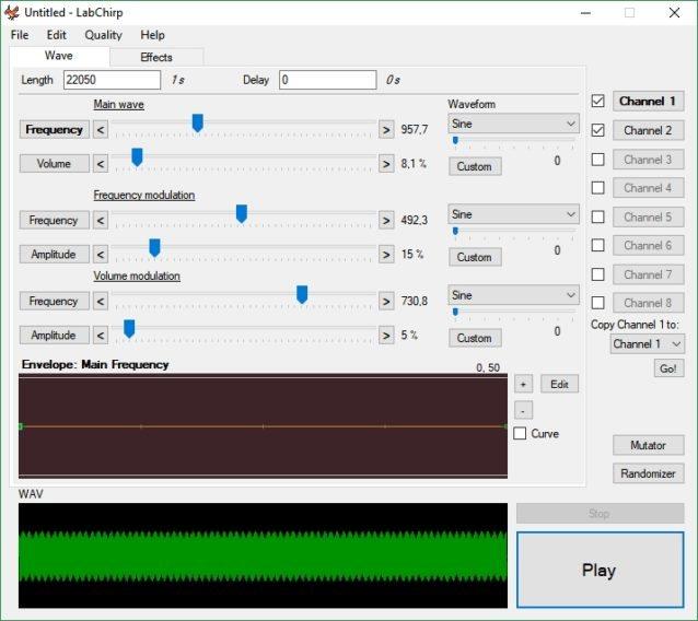 Cómo crear tus propios sonidos