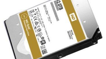 Discos duros de 12 terabytes