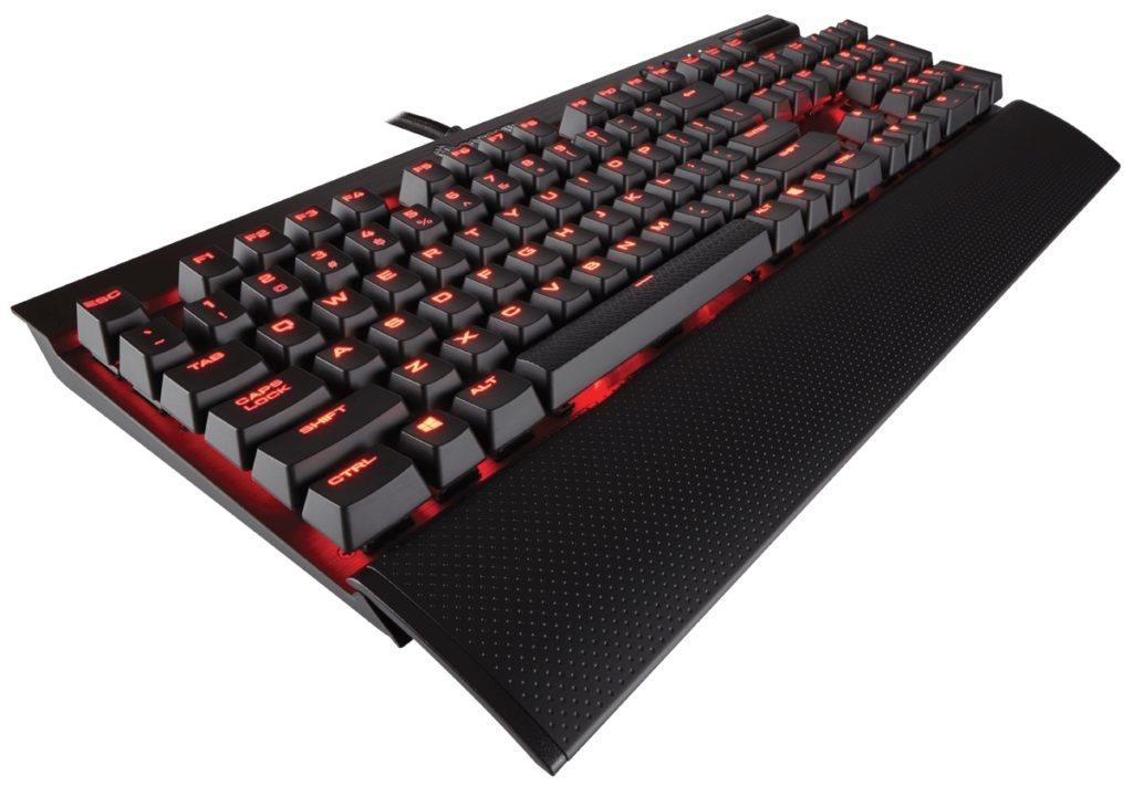 teclados mecánicos para videojuegos