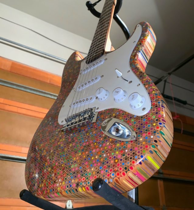 fabricar una guitarra