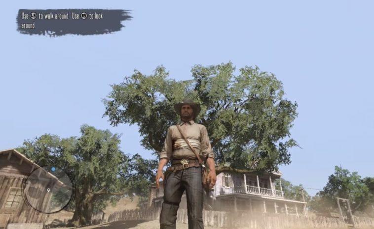 jugar Red Dead Redemption
