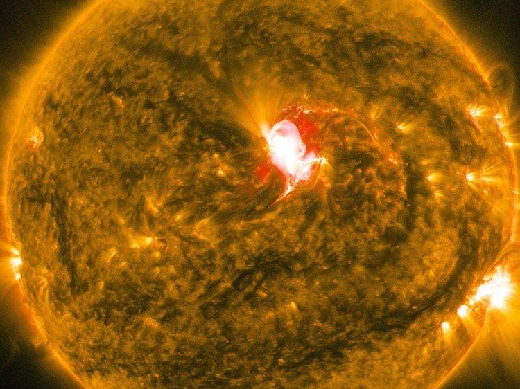 Tormenta solar de 1859