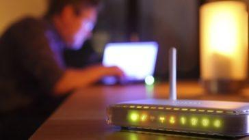 energía del wifi