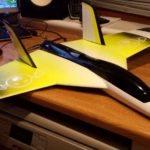 avión de radiocontrol
