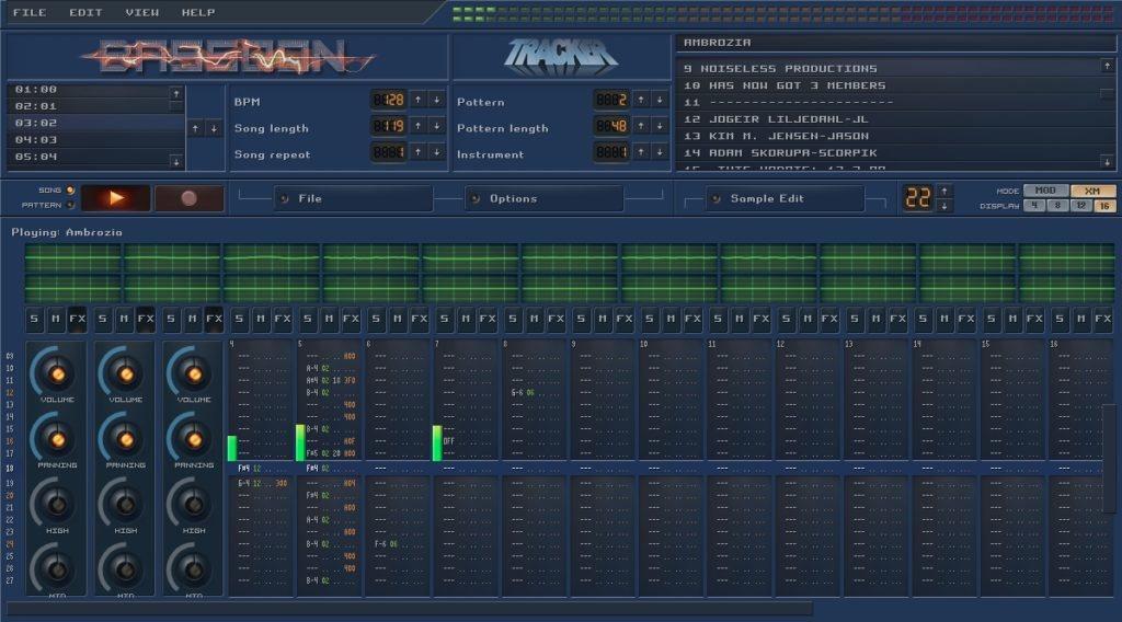 Bassoon Tracker