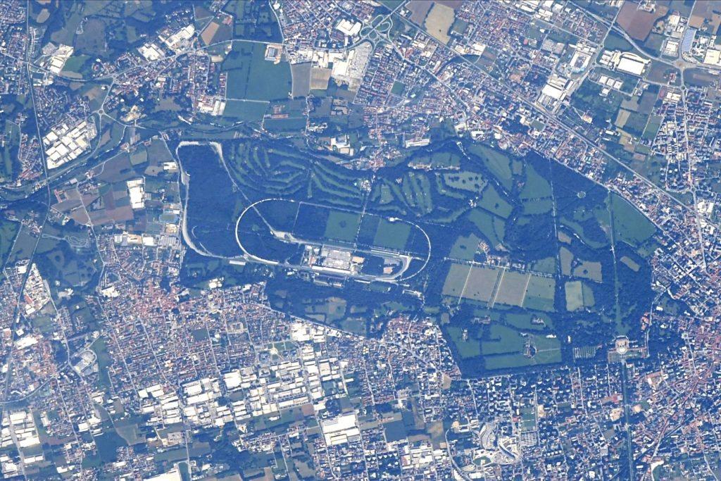 Monza, por supuesto