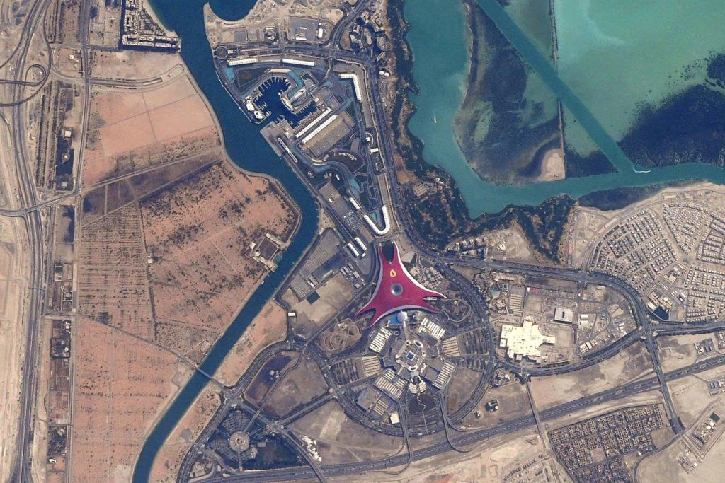 GP de Abu Dhabi (F1)