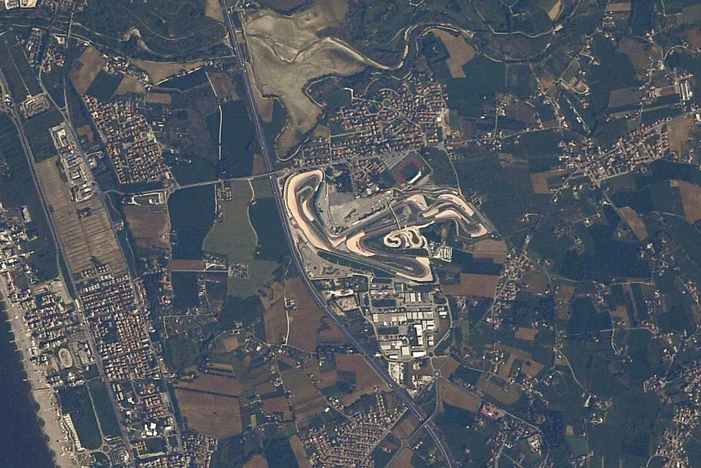 El Circuito Misano (MotoGP)