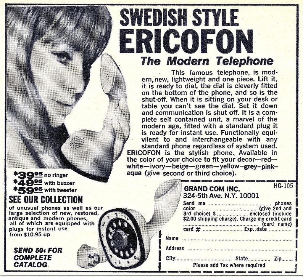 Ericofon