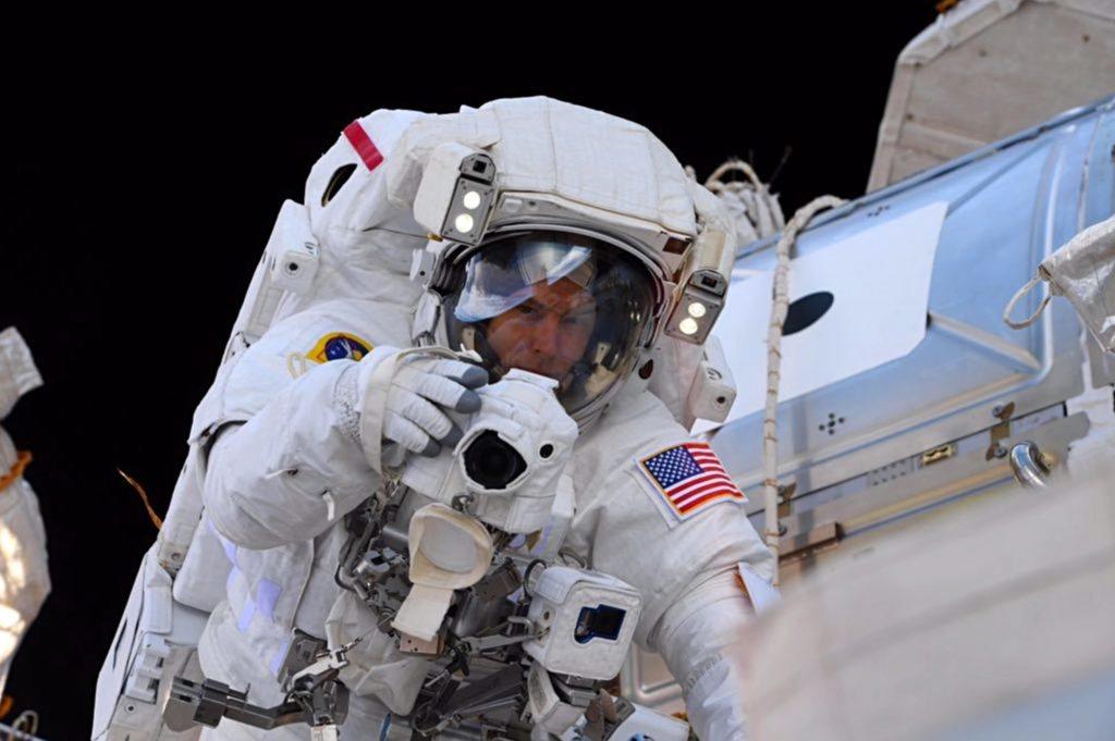 Pistas de carrera desde el espacio