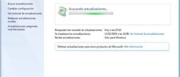 Cómo reparar Windows Update en Windows 7