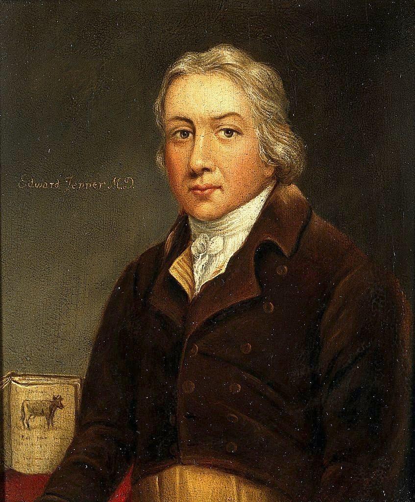 Edward Jenner, «el padre de la inmunología»