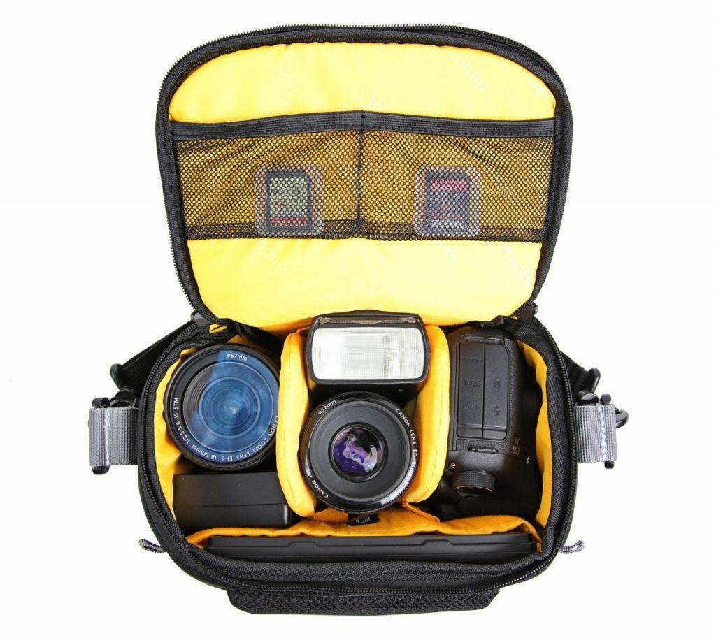 Quiero uno aún para no llevar cámaras