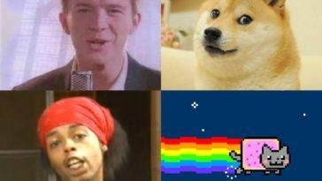 Los memes más importantes de Internet
