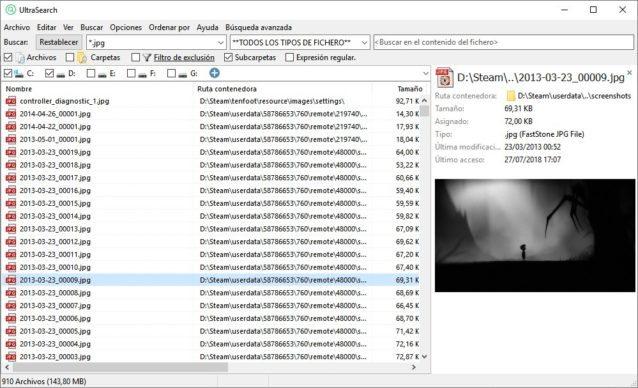 buscador para windows 10