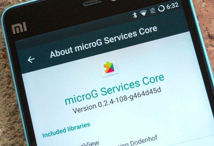 MicroG