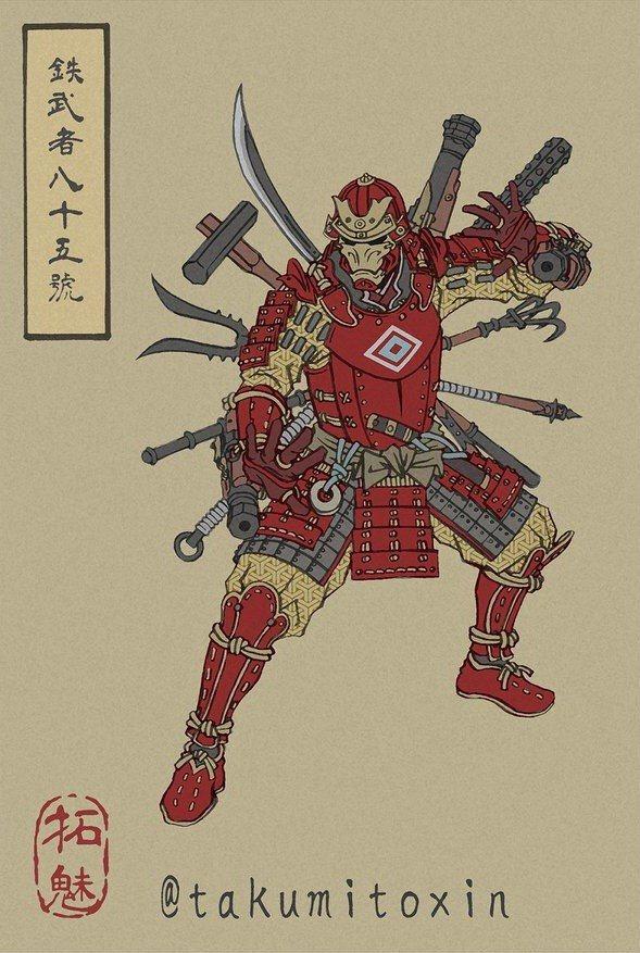 Iron Man, armado hasta los dientes