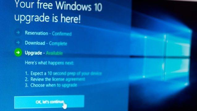 bloquear las actualizaciones de Windows 10