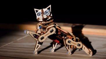 gato robótico