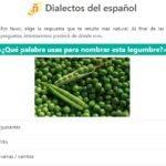 Test de español