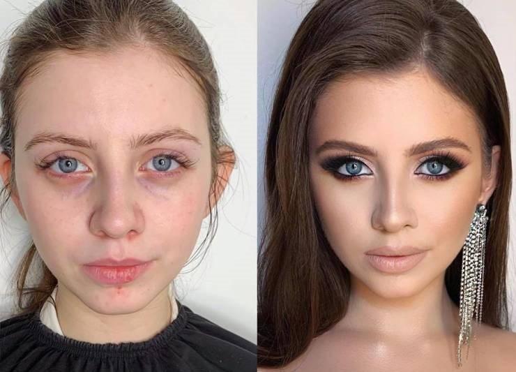 Mujeres antes y despues de adelgazar y