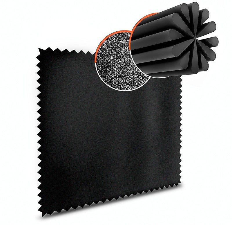 Microfibra detalle