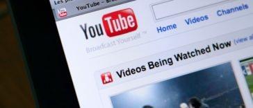 Los videos de YouTube más vistos