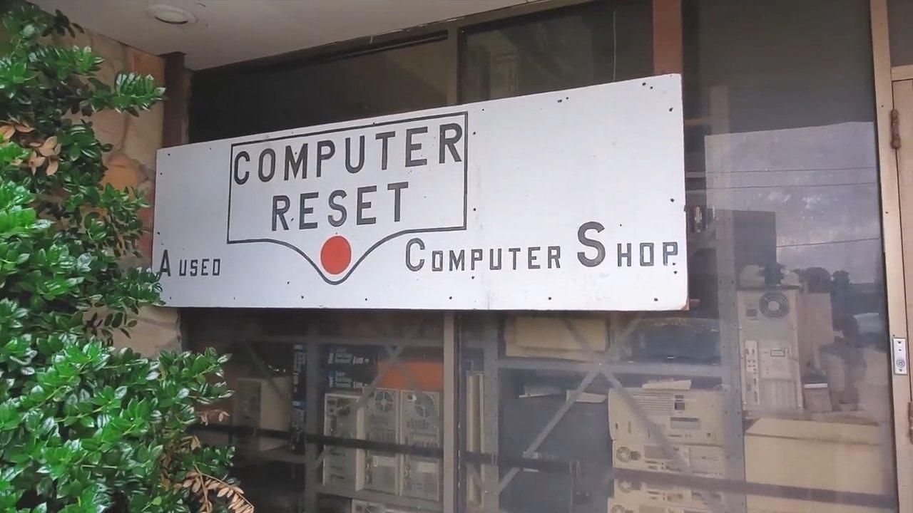 Computer Reset