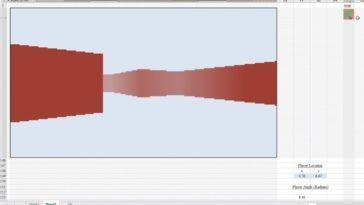 Motor 3D con Excel