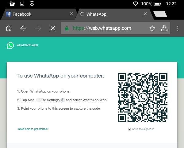 Cómo usar una cuenta de WhatsApp en dos teléfonos a la vez
