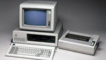 Teclados IBM