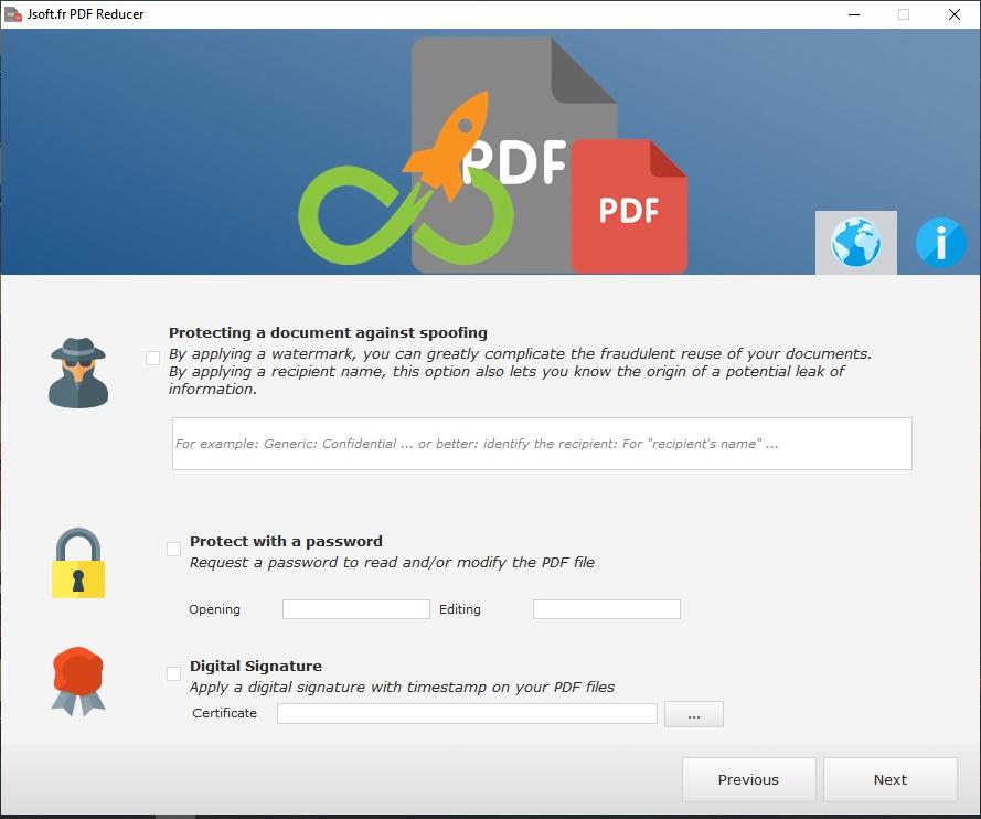 editar y comprimir archivos PDF