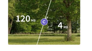 Reducir el tamaño de los vídeos