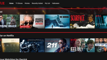 Miniaturas en Netflix