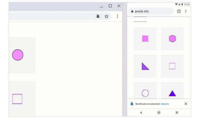 Nueva función de Chrome