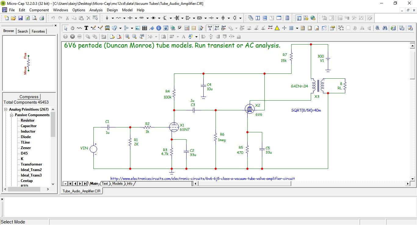 Simulador de circuitos