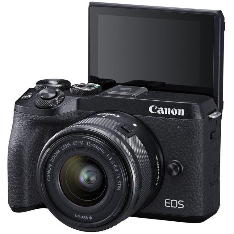 Canon EOS M6 Mark II