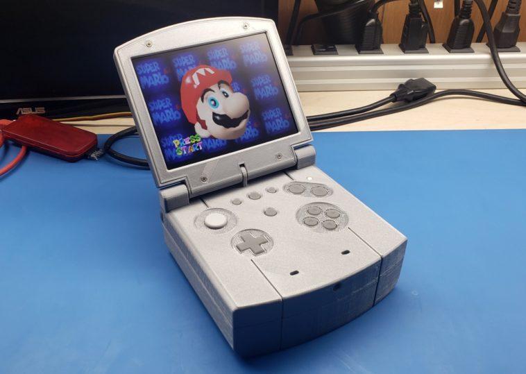 Nintendo 64 portátil