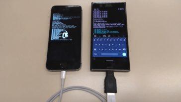 Cómo liberar un iPhone con un móvil Android