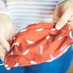 Cómo fabricar máscaras de tela en casa