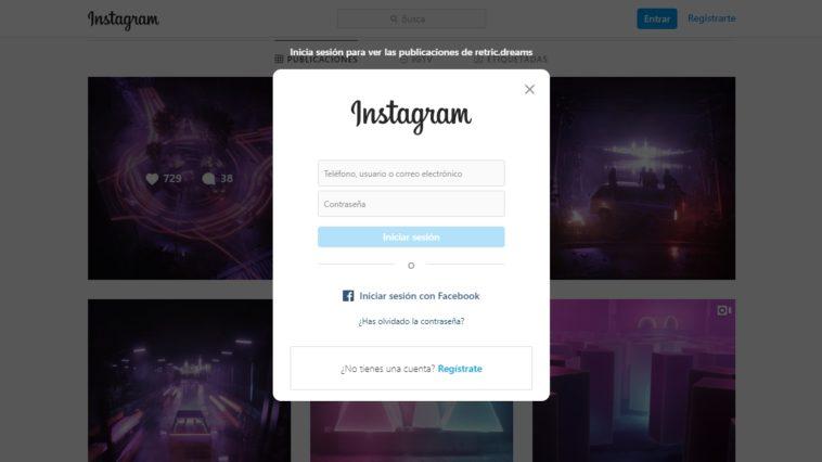 Antiblock Instagram