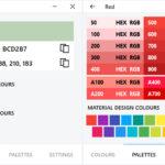 Cómo identificar colores