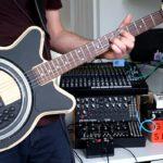 Guitarra circular