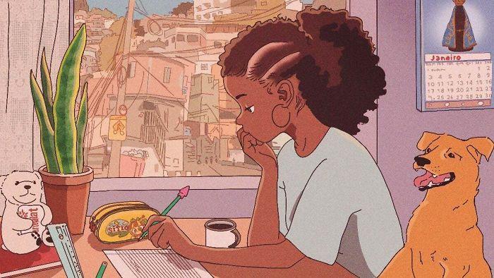 Lo-Fi Girl, edición Brasil